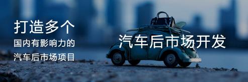 汽车后市场开发