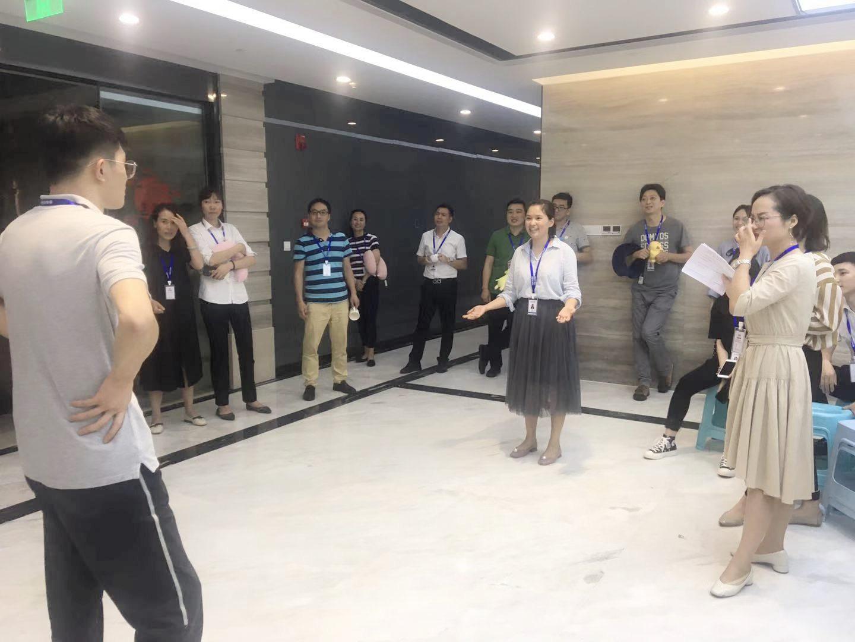 kok登录四川新公司举办中秋主题活动