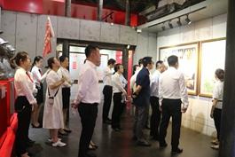 重温抗战路线 寻访红色足迹——杭州德奥党支部开展红色主题教育活动