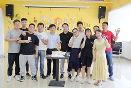 """""""携手同心,感恩有你""""——天台kok登录员工集体生日会"""